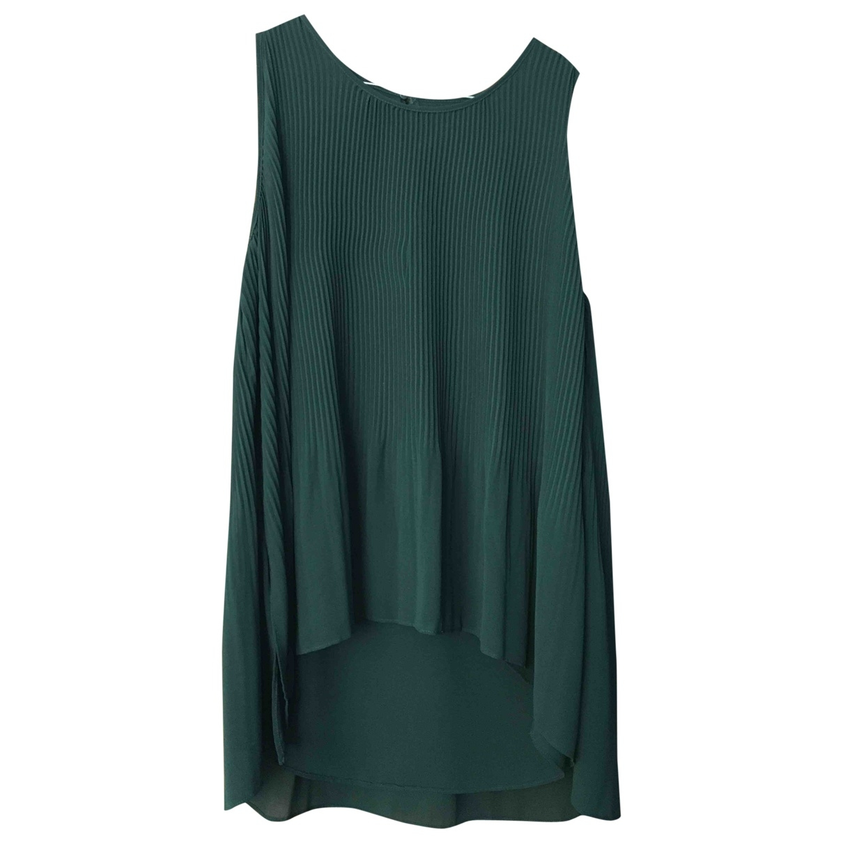 Zara \N Green  top for Women M International