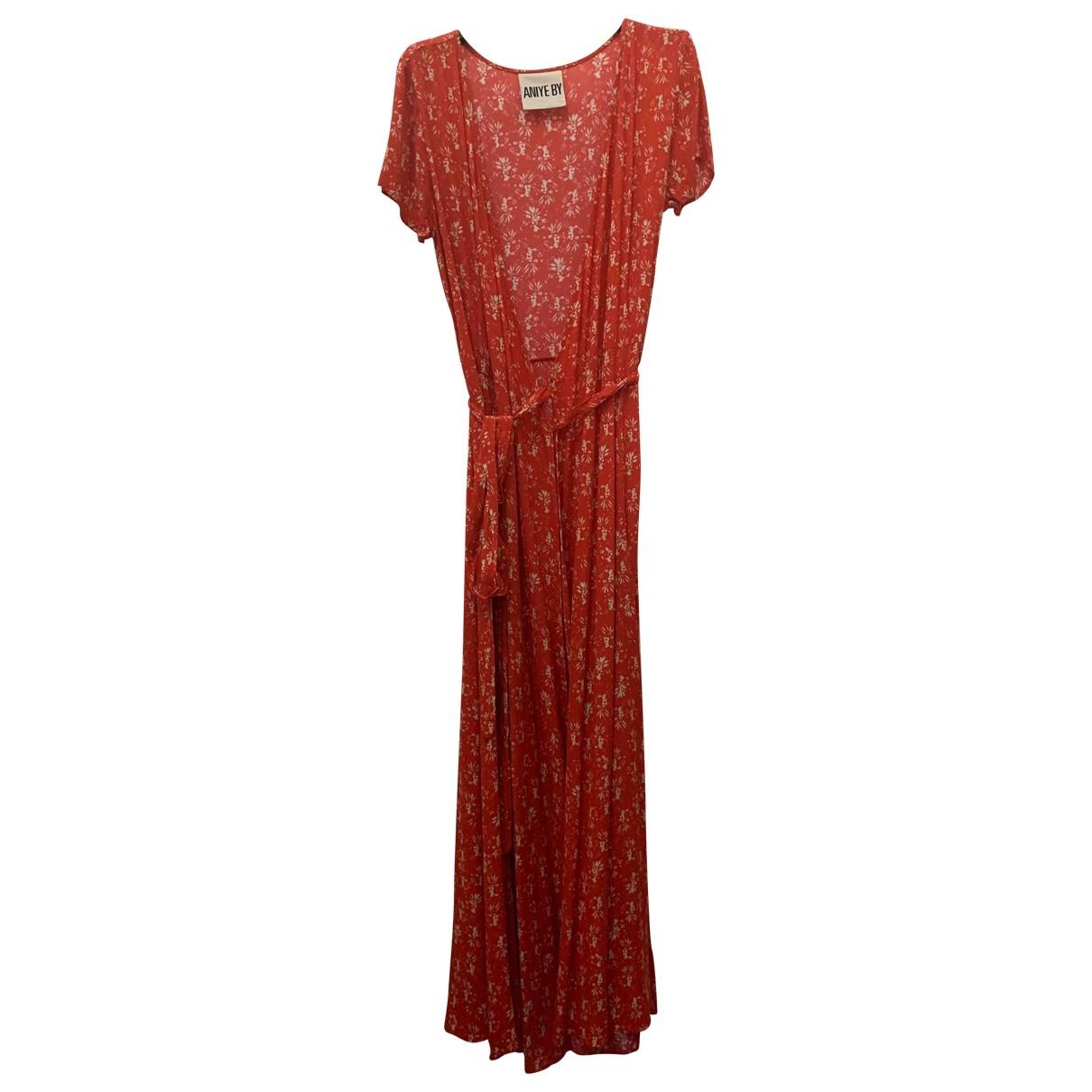 Maxi vestido Aniye By