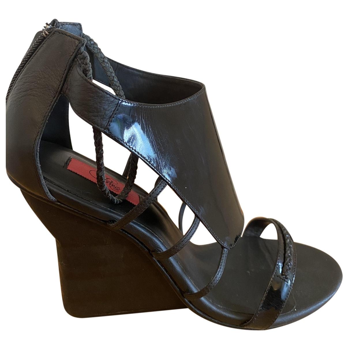 Sandalias de Charol Pring