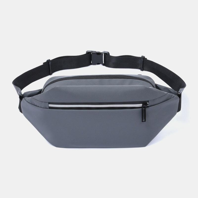Men Multi-carry Anti -theft Waterproof Casual Crossbody Bag Chest Bag Sling Bag