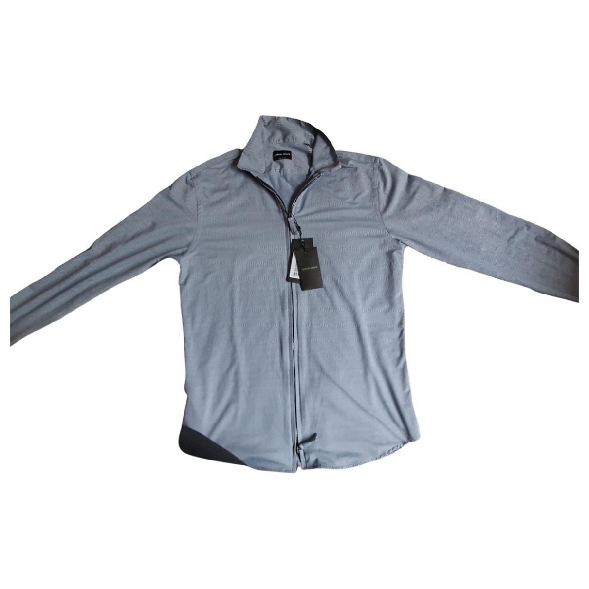 Giorgio Armani - Chemises   pour homme en coton