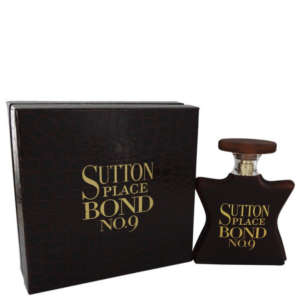Bond No. 9 - Sutton Place : Eau de Parfum Spray 3.4 Oz / 100 ml