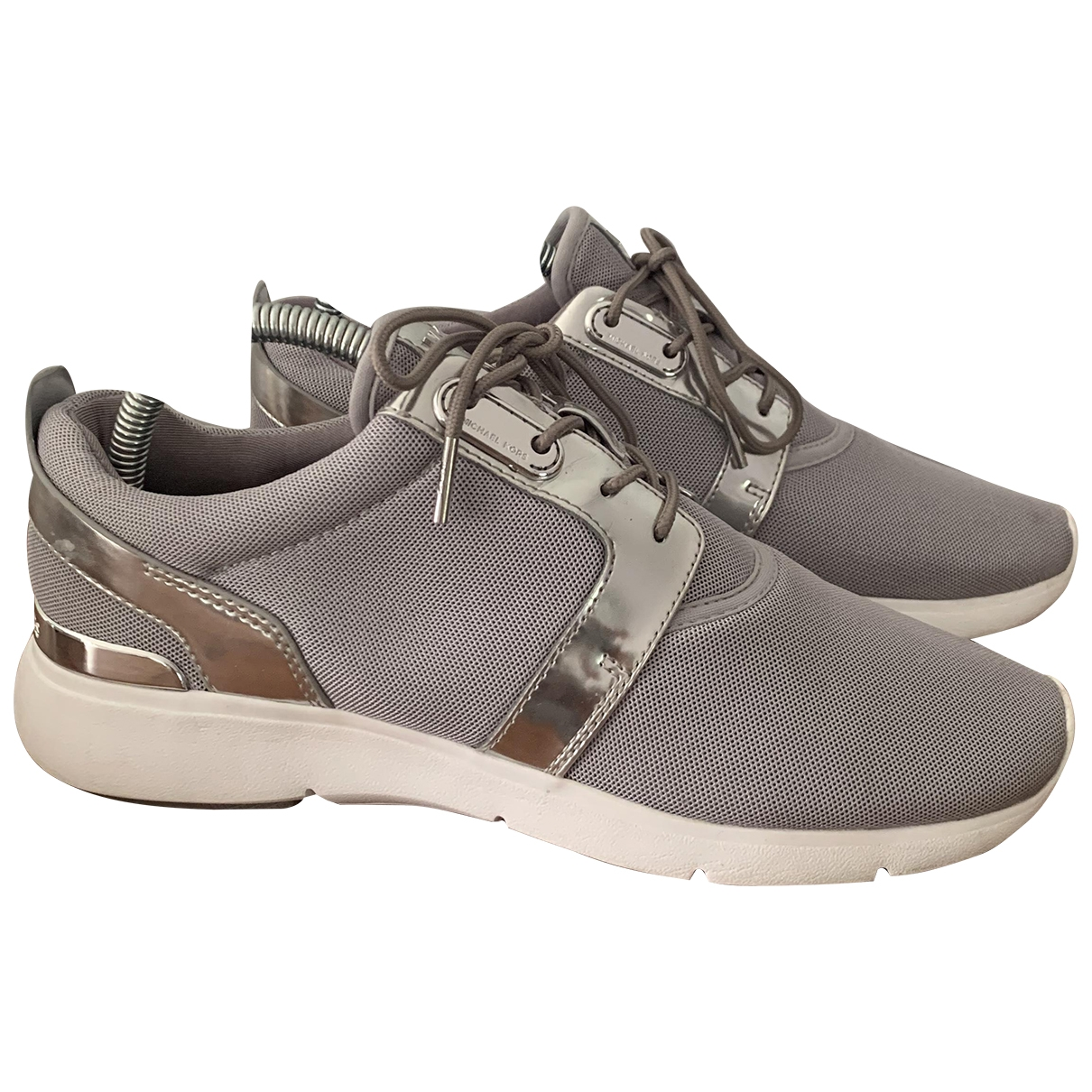 Michael Kors \N Grey Trainers for Women 38.5 EU