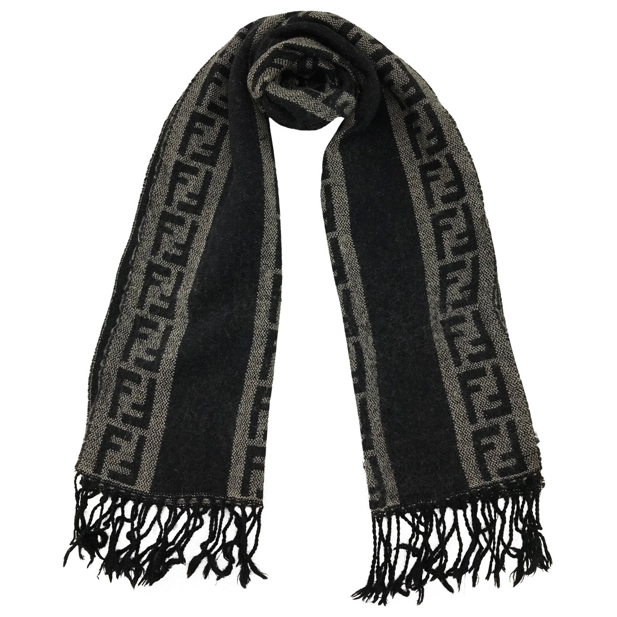Fendi - Foulard   pour femme en laine