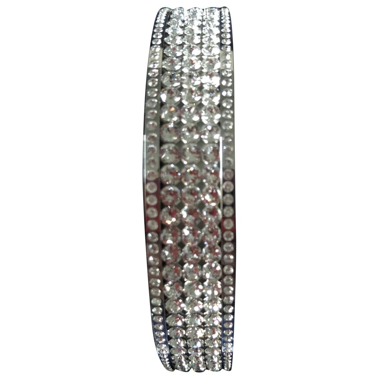 Swarovski - Bracelet   pour femme en cristal - blanc