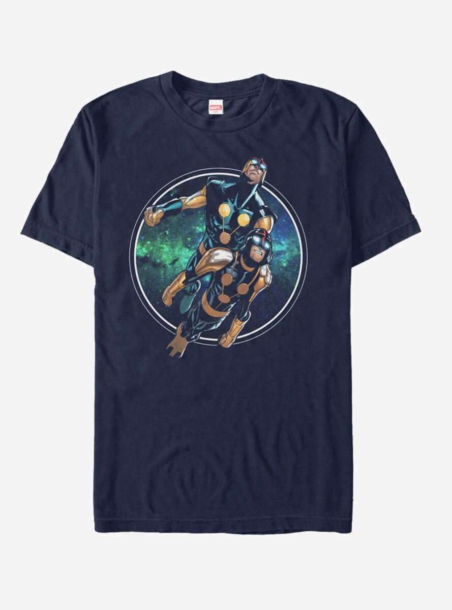 Marvel Nova Power T-Shirt