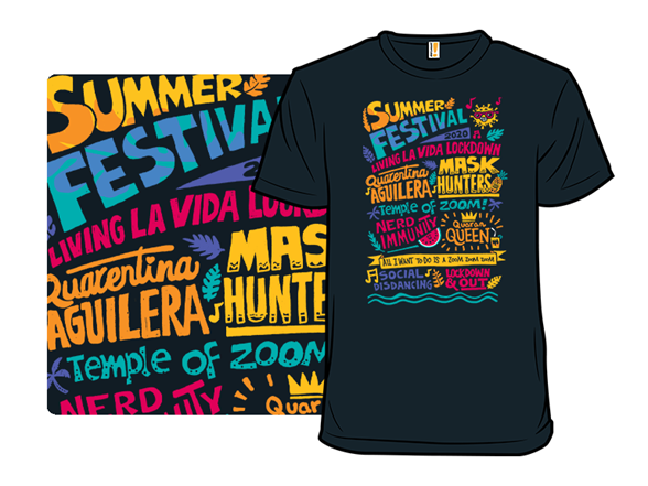 Summer Festival 2020 T Shirt