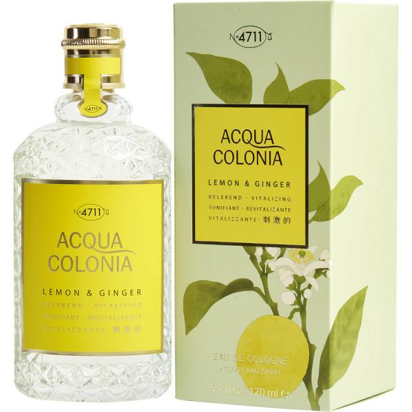 Acqua Colonia Citron & Gingembre - 4711 Colonia en espray 170 ML