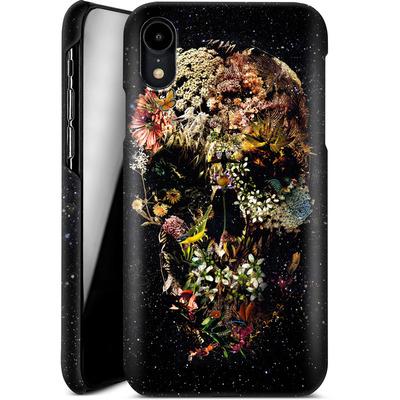 Apple iPhone XR Smartphone Huelle - Smyrna Skull von Ali Gulec