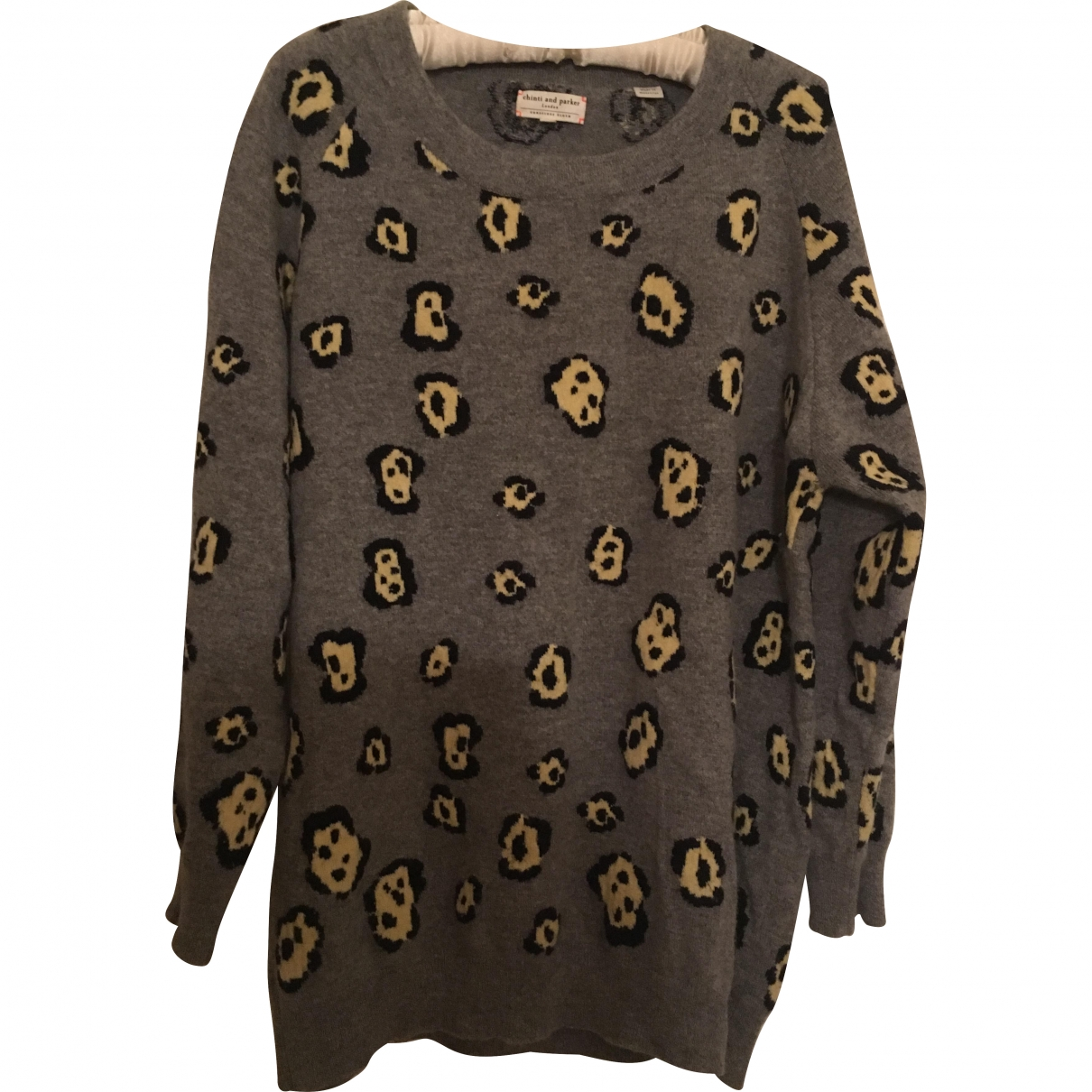 Chinti & Parker \N Grey Cashmere Knitwear for Women M International