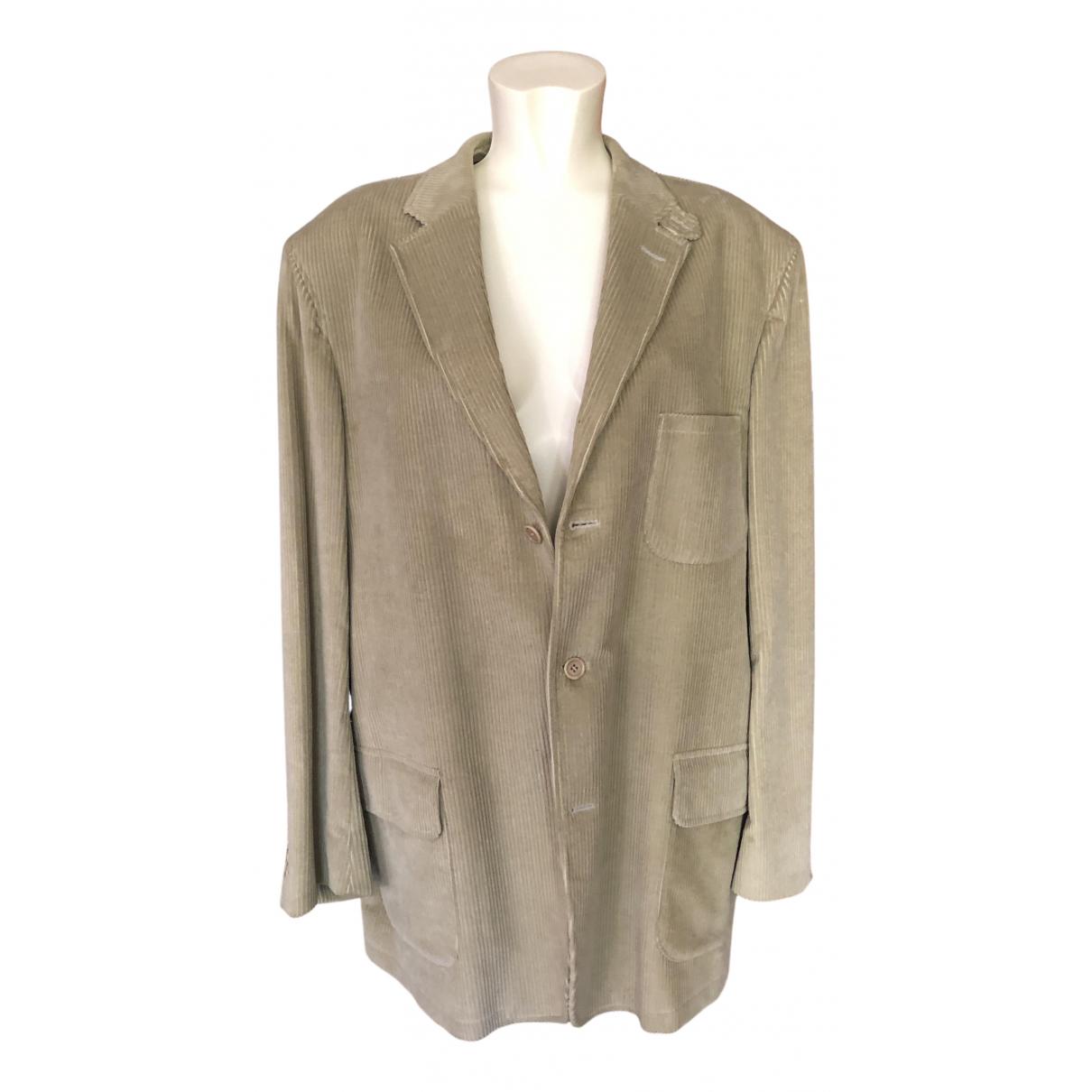 Faconnable N Velvet jacket  for Men XXL International