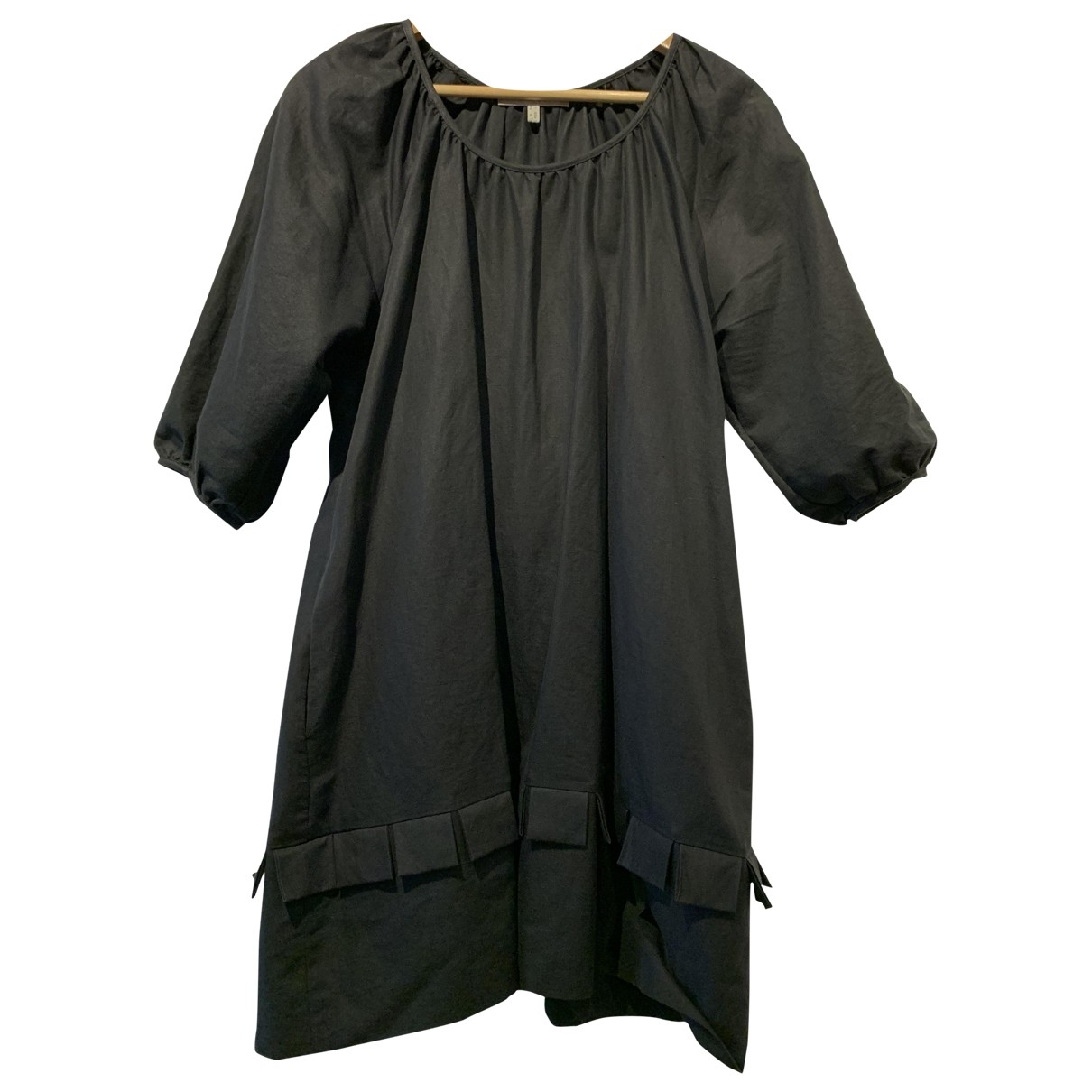 See By Chloé \N Black Cotton dress for Women 38 FR