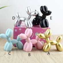 1 pieza decoracion en forma de conejo abstracto