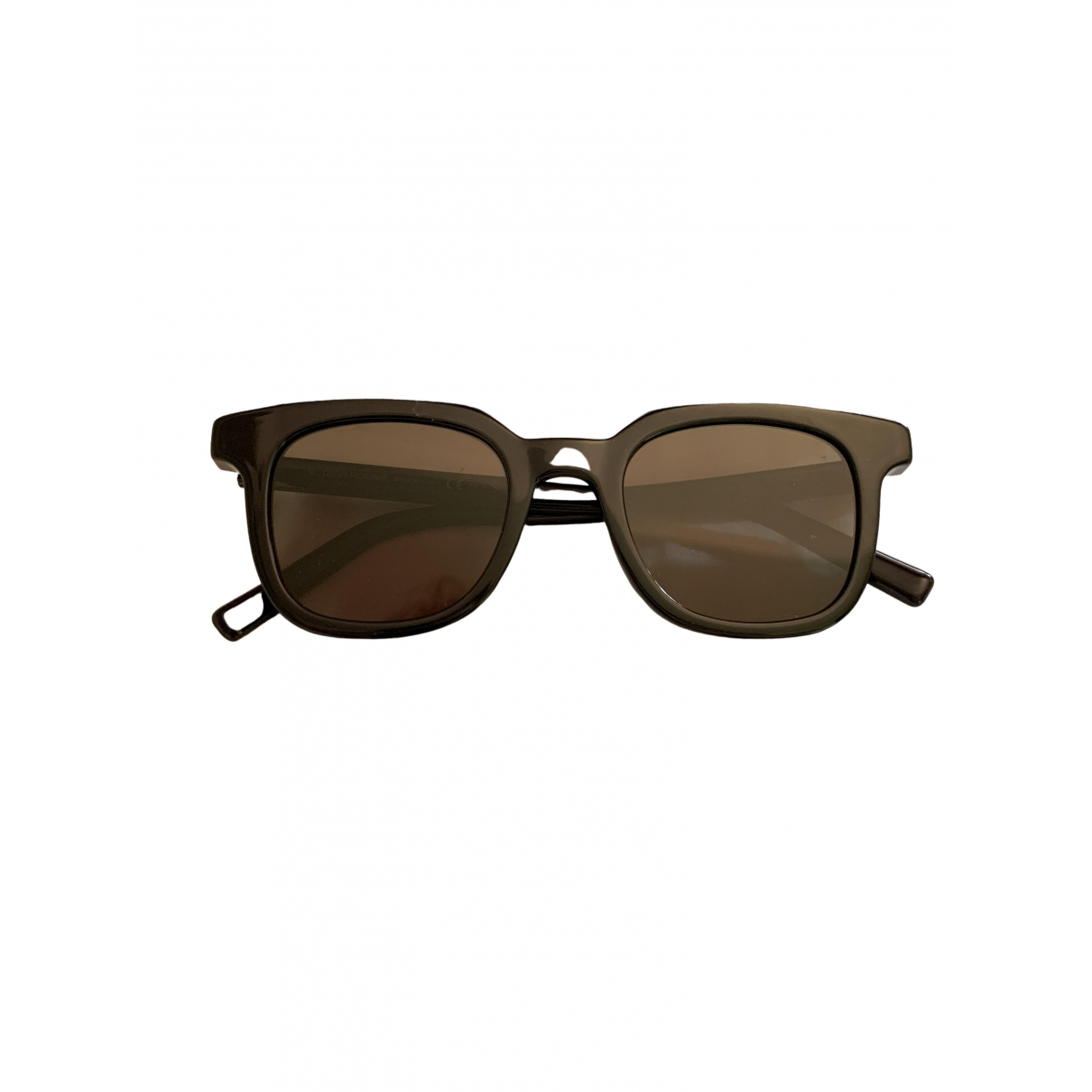 Christian Dior \N Black Sunglasses for Men \N