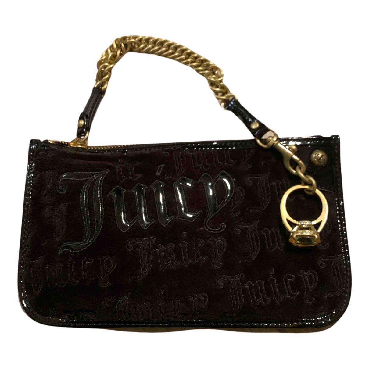 Pochette de Terciopelo Juicy Couture