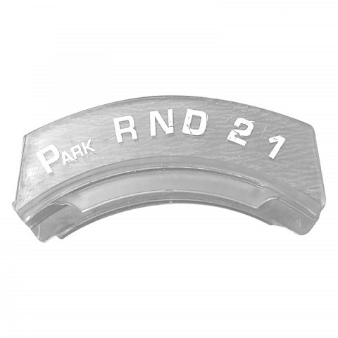 Racing Power Company R5670X Acrylic Indicator Lens