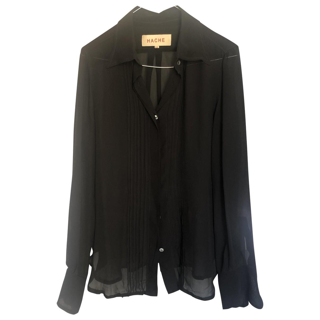 Camisa de Seda Hache