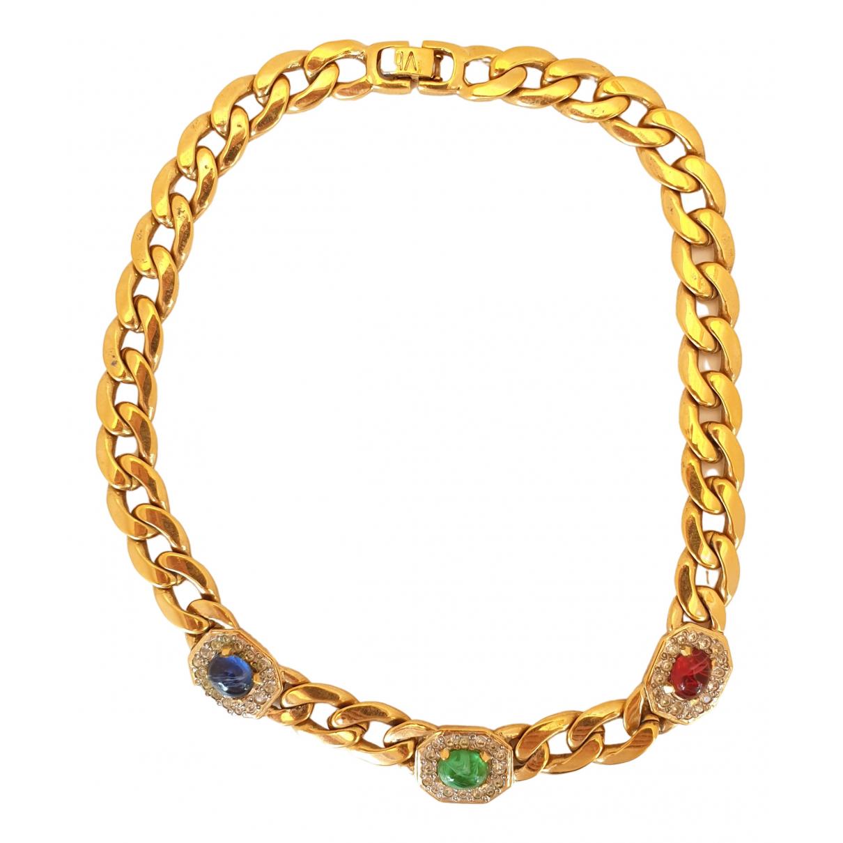 Vogue \N Kette in  Gold Metall