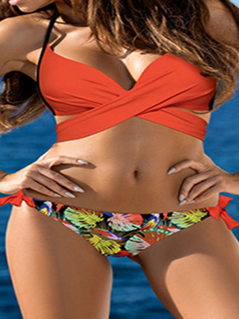 Ericdress Sexy Bikini Set Swimwear