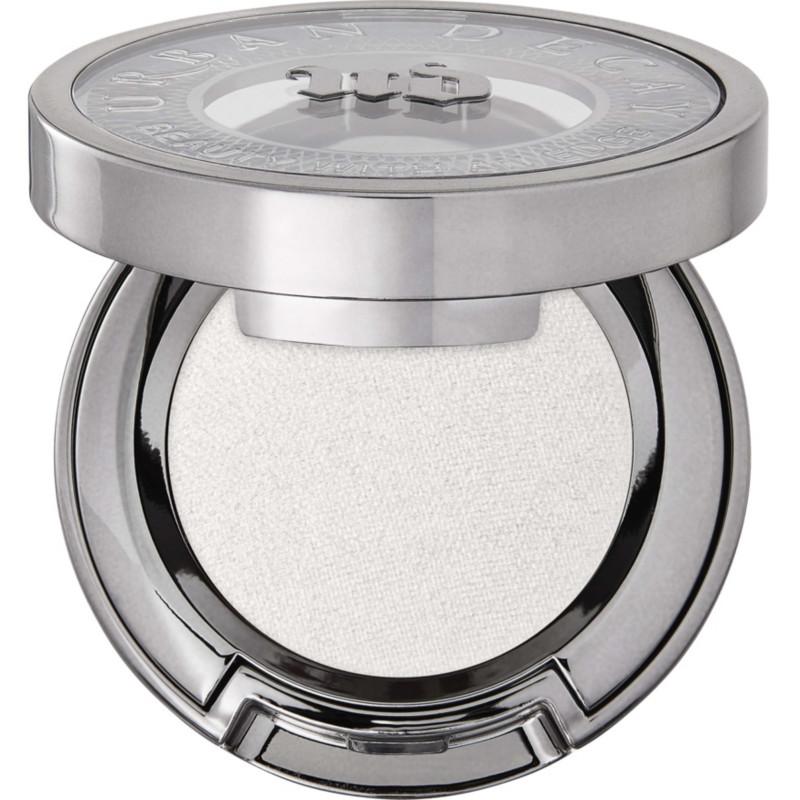 Eyeshadow - Polyester Bride (white snow shimmer w/silver micro-glitter)