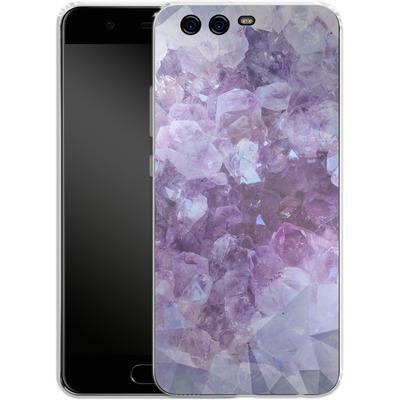 Huawei P10 Silikon Handyhuelle - Light Crystals von Emanuela Carratoni