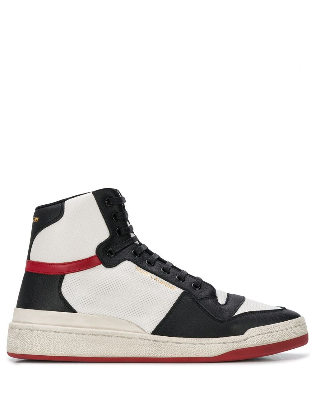 Sl24 Leather Sneakers