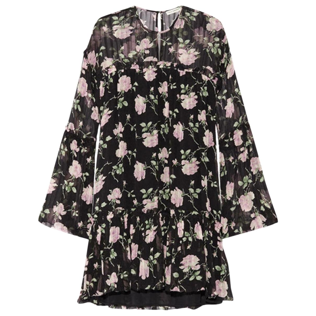 Mini vestido de Seda Ulla Johnson