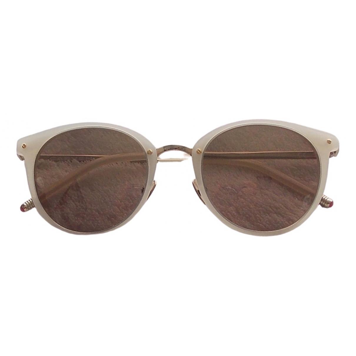 Carven \N Ecru Sunglasses for Women \N