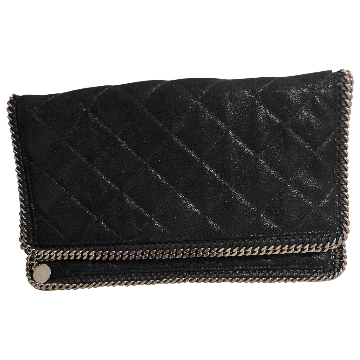 Stella Mccartney Falabella Black Clutch bag for Women \N