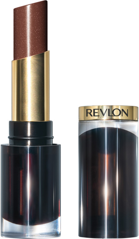 Super Lustrous Melting Glass Shine Lipstick - Chocolate Luster