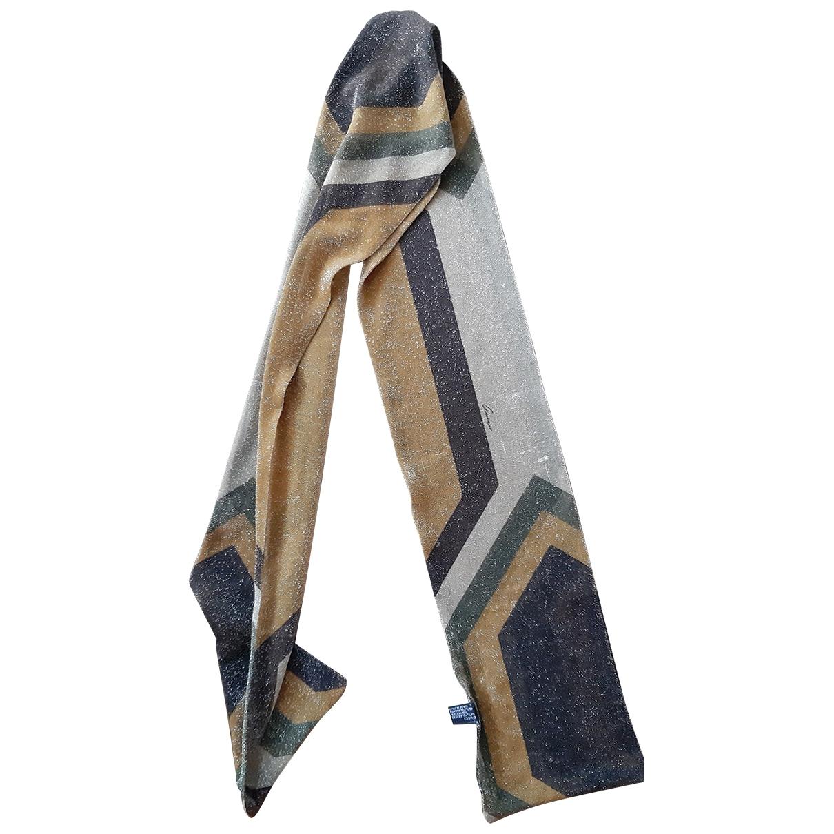 Gucci \N Gold scarf for Women \N