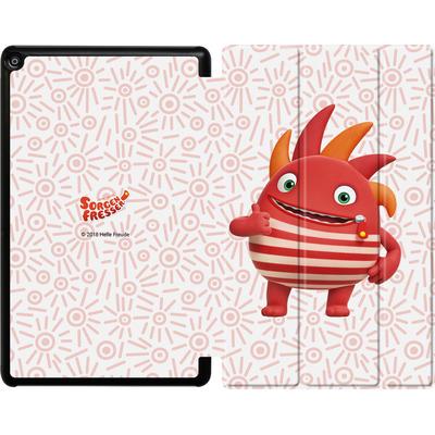 Amazon Fire HD 10 (2018) Tablet Smart Case - Sorgenfresser Flamm von Sorgenfresser