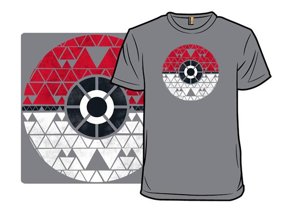 Geometric Ball T Shirt