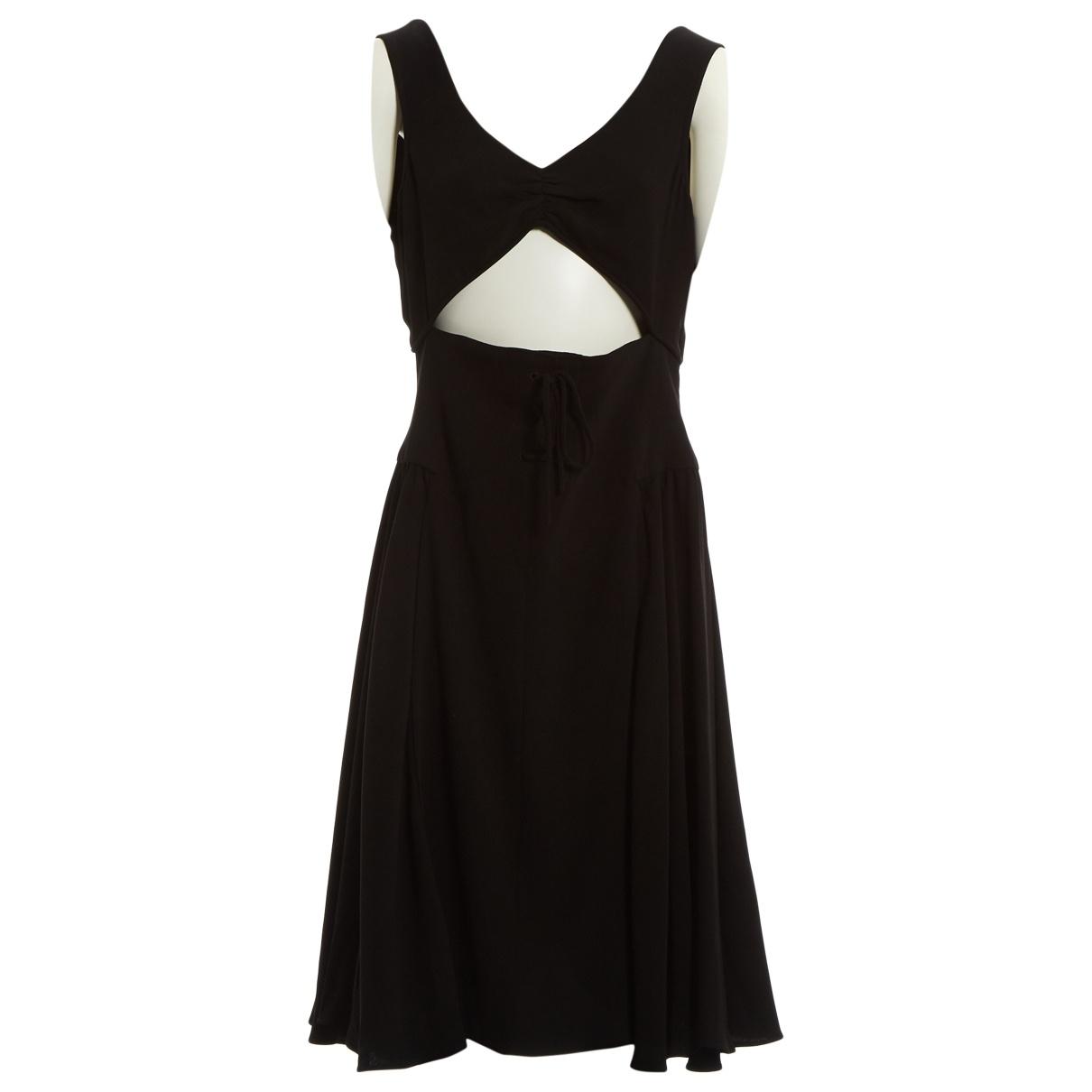 J.w. Anderson \N Black dress for Women 42 FR