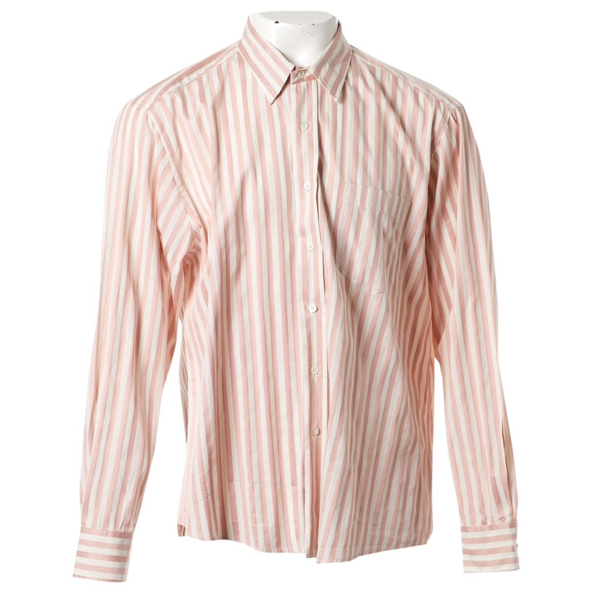 Ami \N Pink Cotton Shirts for Men XL International