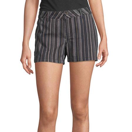 a.n.a Womens 3.5'' Chino Short, 14 , Black