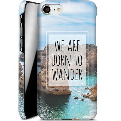 Apple iPhone 8 Smartphone Huelle - Born to Wander von Joel Perroden