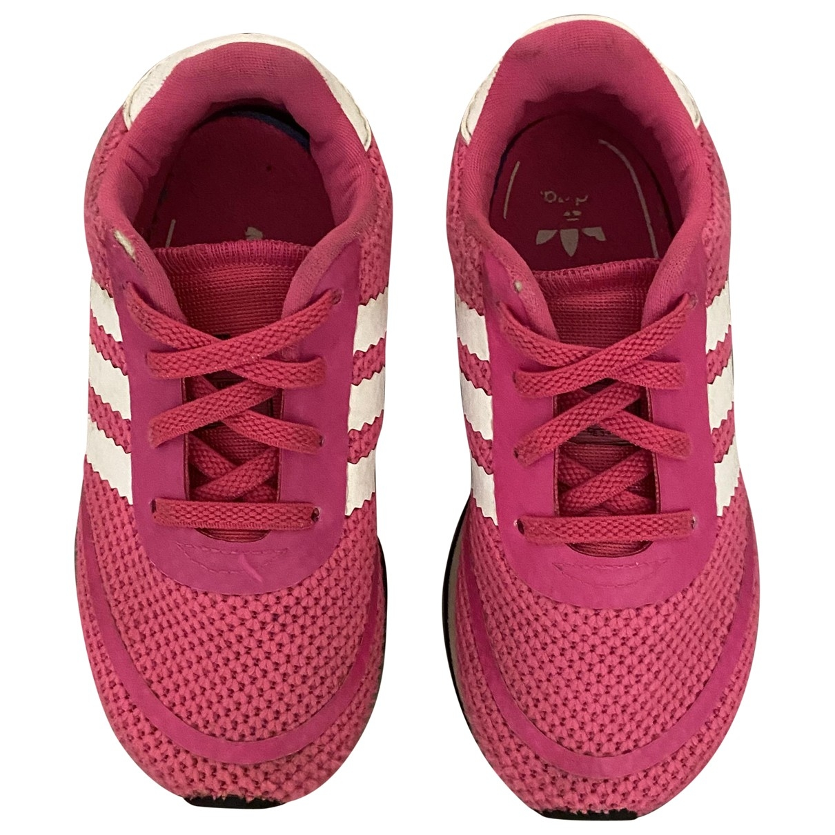 Adidas \N Pink Cloth Trainers for Kids 24 EU