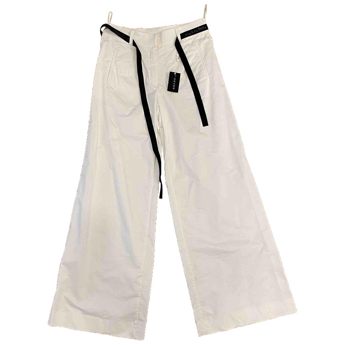 Pantalon largo Oversize Non Signe / Unsigned