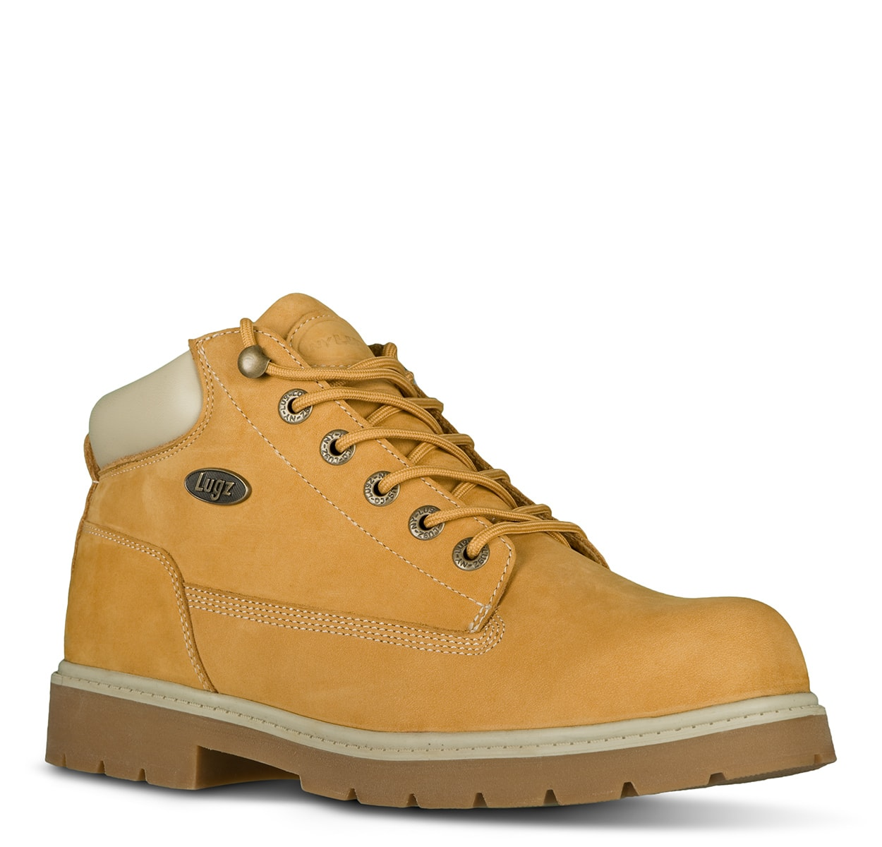 Men's Drifter Lx Chukka Boot (Choose Your Color: Golden Wheat/Cream/Gum, Choose Your Size: 8.0)