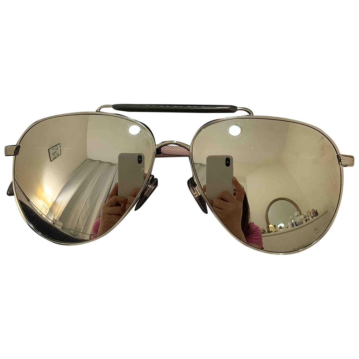 Gafas de aviador Burberry