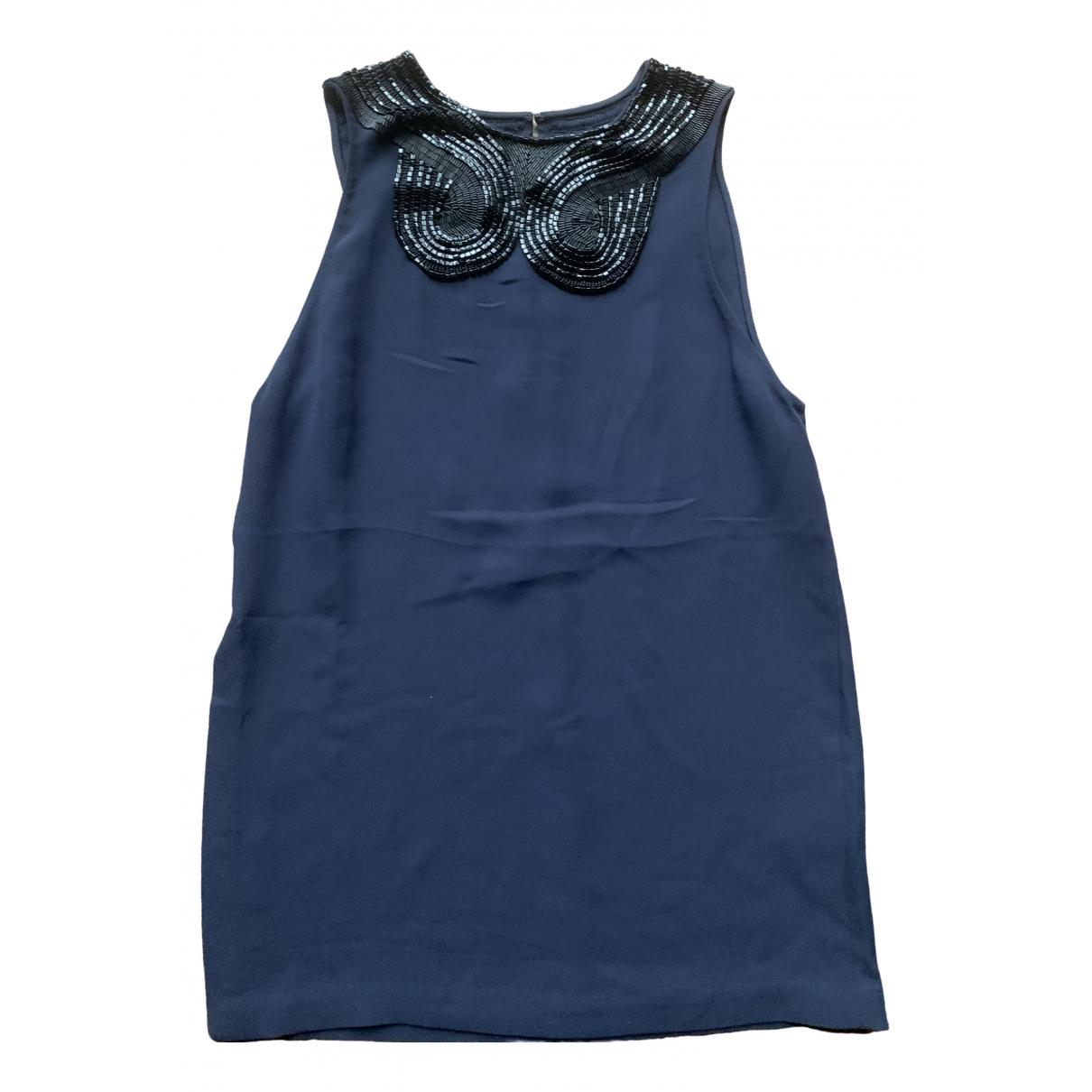 3.1 Phillip Lim \N Blue Silk  top for Women S International