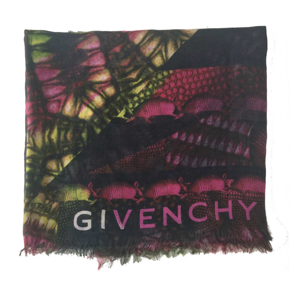 Givenchy \N Multicolour scarf for Women \N