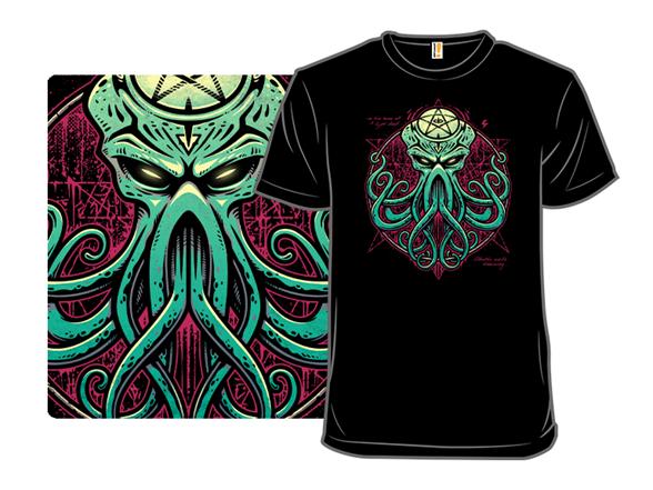 Cthulhu Awakens T Shirt