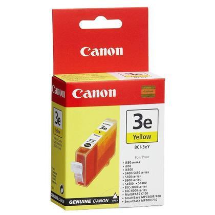 Canon BCI-3eY Original Yellow Ink Cartridge