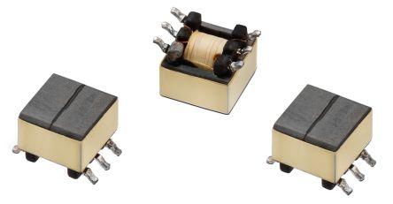 Wurth Elektronik 1 Output Signal & Power Gate Drive Transformer, 80V dc, 460μH (800)