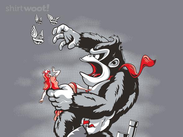 Kong T Shirt