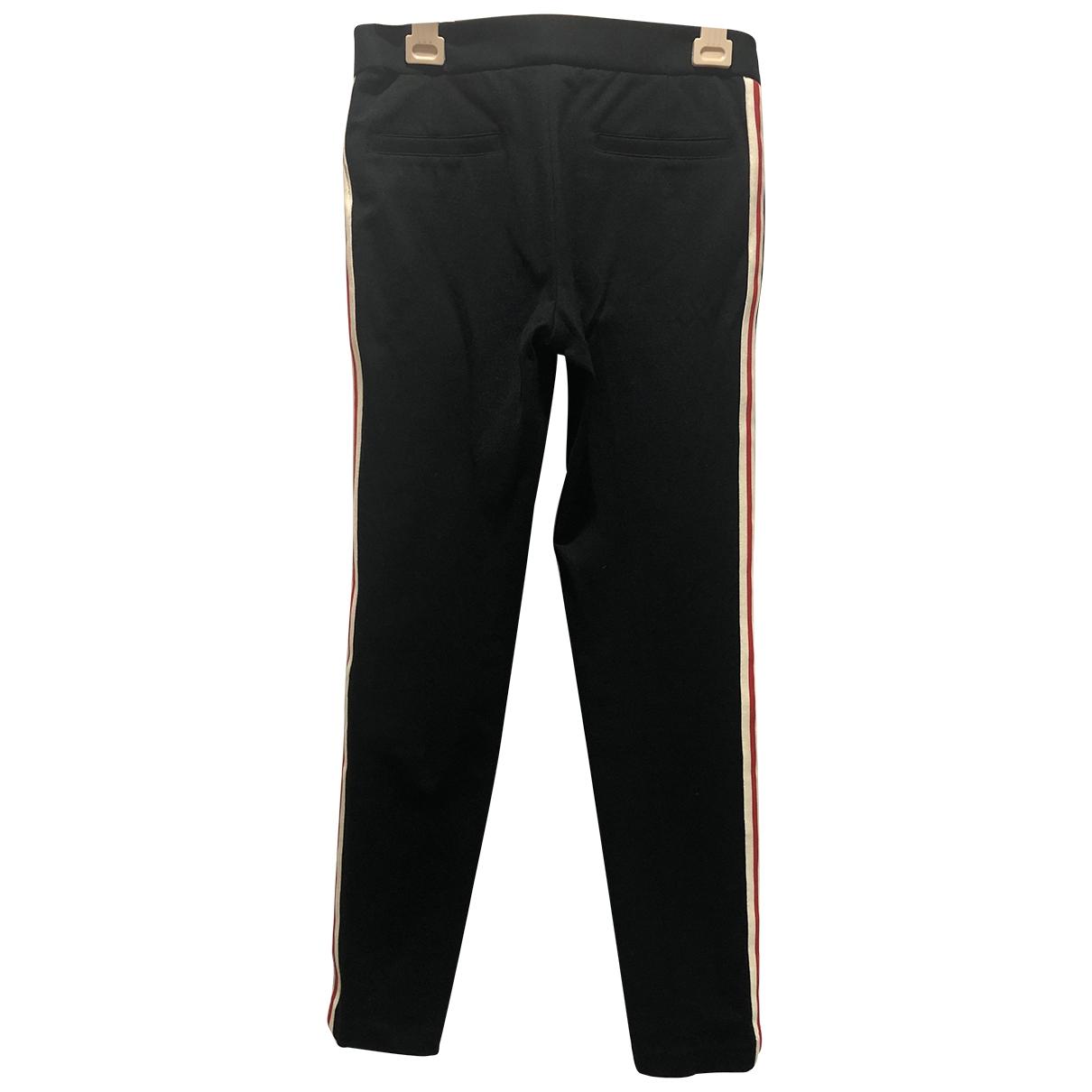 Lauren Ralph Lauren \N Black Trousers for Women XS International