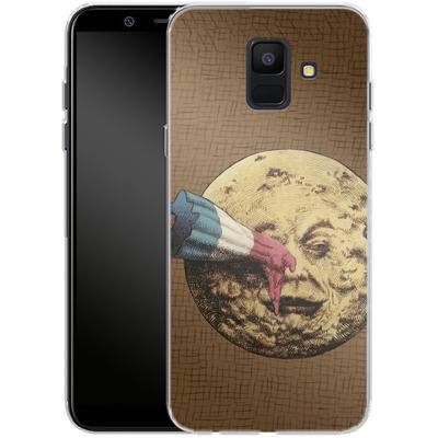 Samsung Galaxy A6 Silikon Handyhuelle - Summer Voyage von Eric Fan