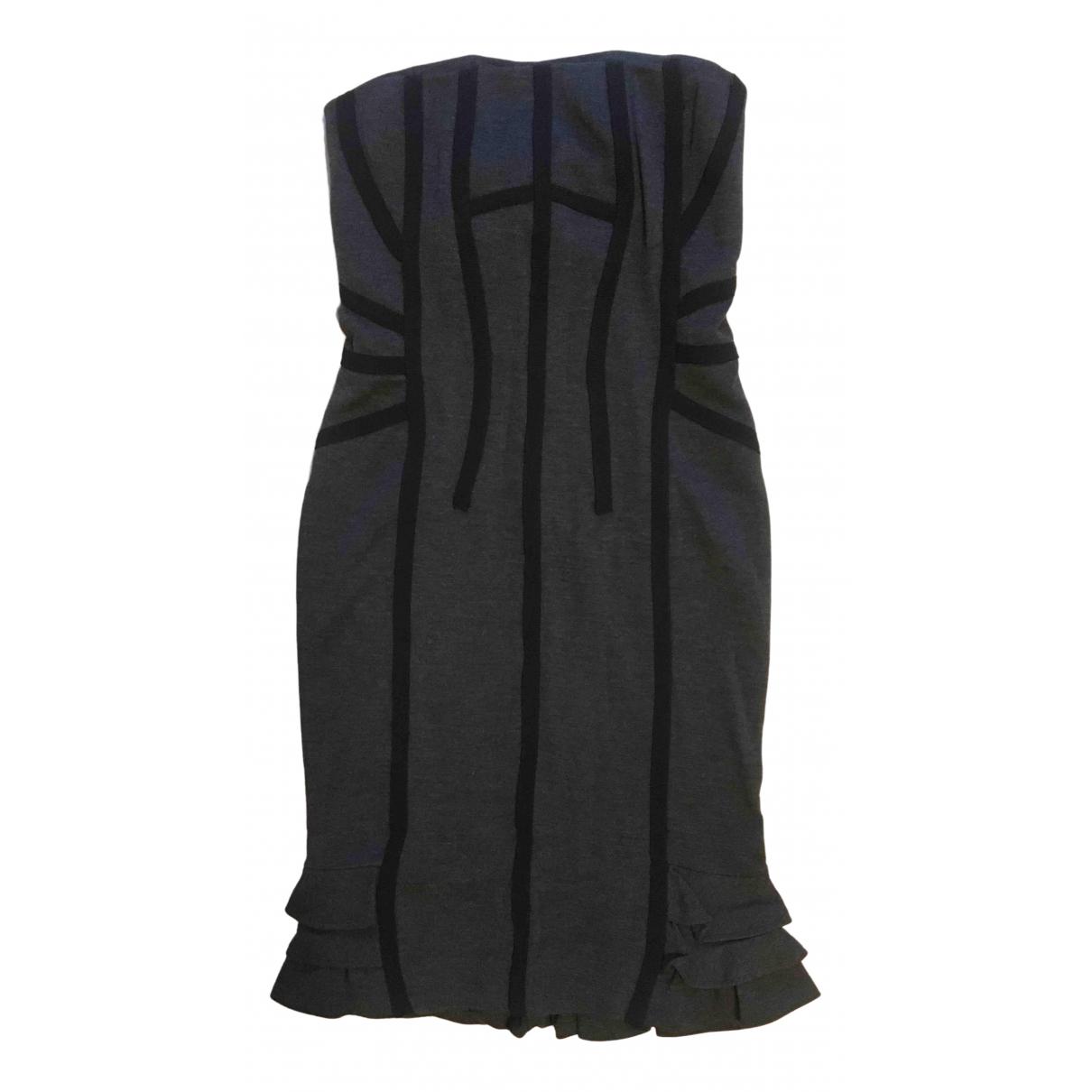 Dsquared2 - Robe   pour femme en laine - gris